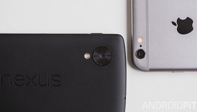 Nexus 5 vs iPhone 6:  is an old Nexus better than a new iPhone?