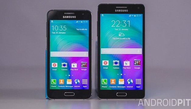 10 trucos para el Galaxy A3 y Galaxy A5