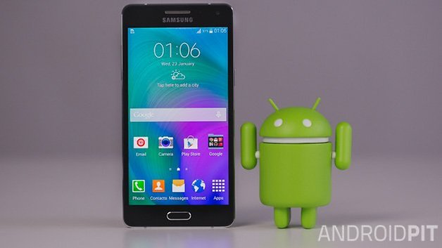 Samsung Galaxy A5 ANDROIDPIT