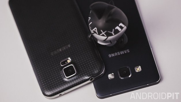Samsung Galaxy S5 vs Samsung Galaxy A5 4