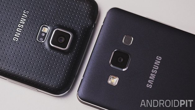 Samsung Galaxy S5 vs Samsung Galaxy A5 8
