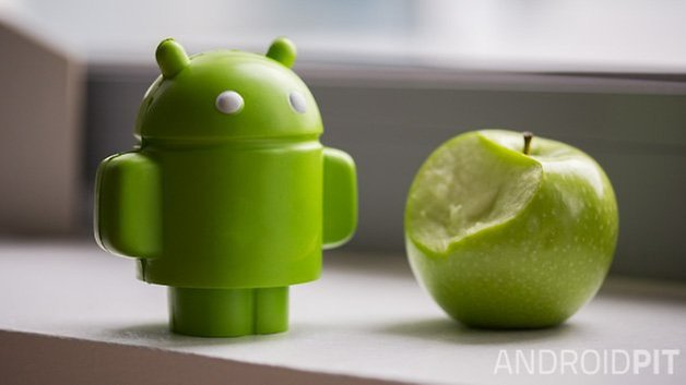 iOS vs Android 3