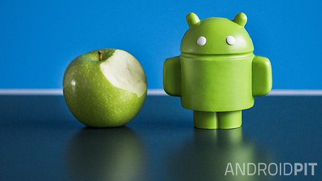iOS vs Android 4