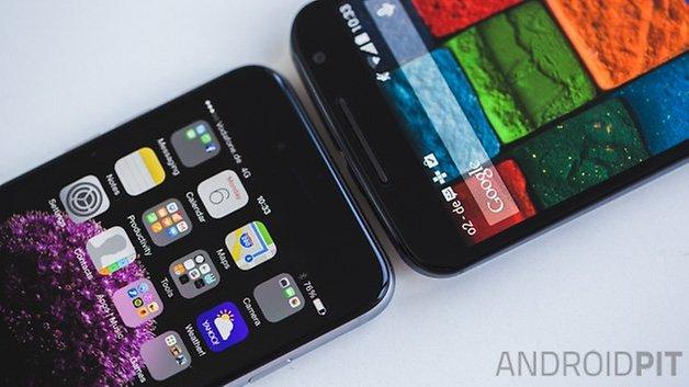 iPhone 6 vs MotoX 10