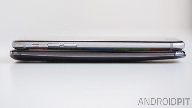 iPhone 6 vs MotoX 6