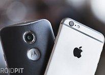 """Motorola a Apple - """"Un gran smartphone no debería ser un lujo caro"""""""
