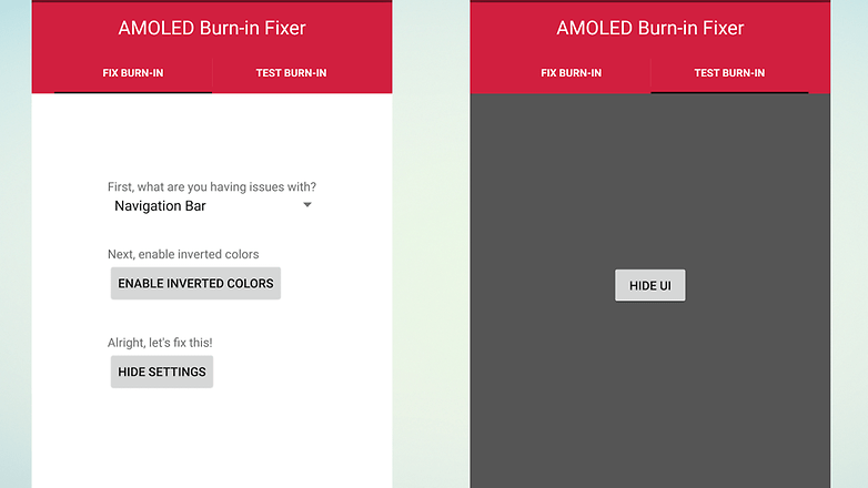 How to fix AMOLED burn-in on Android displays | AndroidPIT