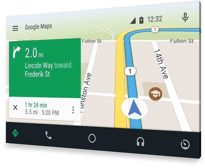 android auto hero