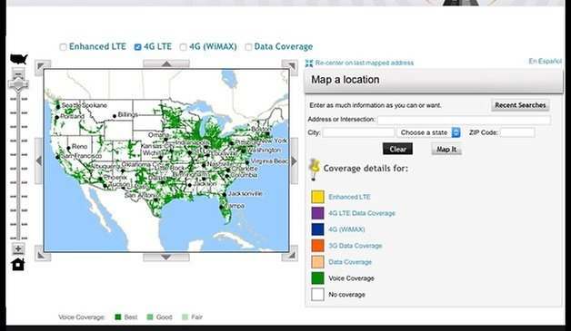 Best Boost Mobile Phone Plans AndroidPIT - Boost mobile coverage map us