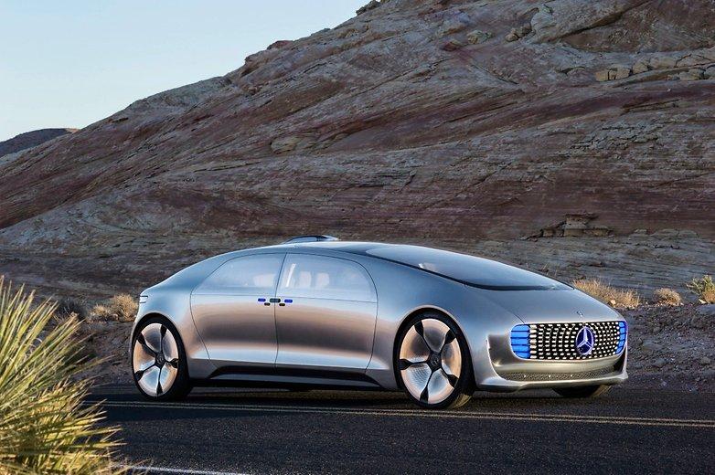 mercedes luxury in motion
