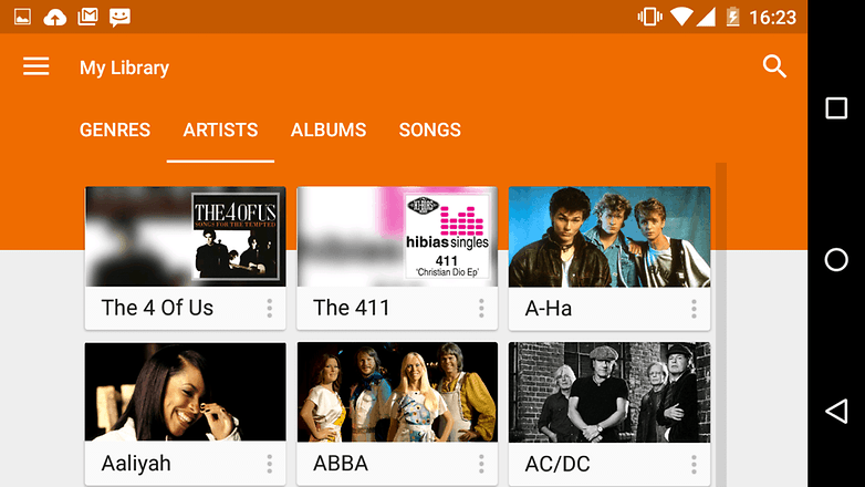 Google Play Music problems and solutions - AndroidPIT