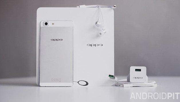 Review do Oppo R5 - um dos dispositivos Android mais finos do mundo