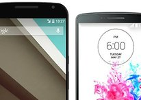 Google Nexus 6 vs LG G3: due grandi a confronto