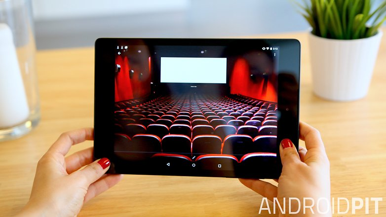 Androidpit cinema tablet movie