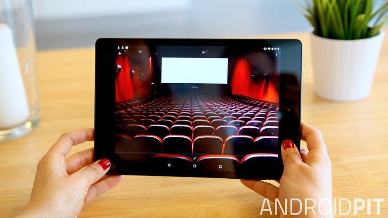 Androidpit cinema tablet movie