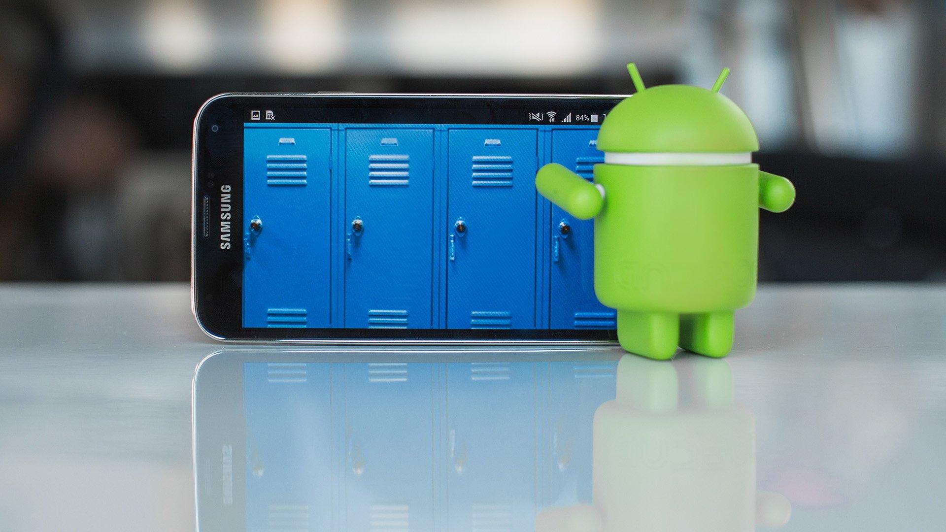 Comment cacher des fichiers et des applications sur Android