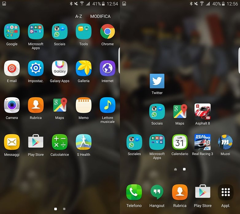 Galaxy S6 Edge Plus apps