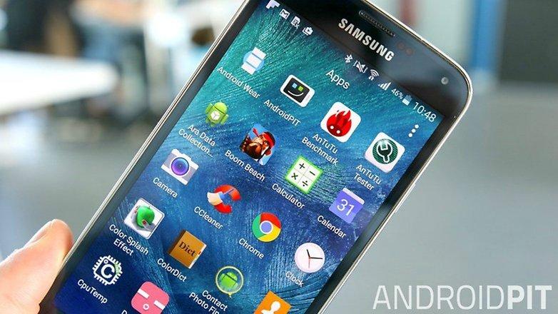 Galaxy S6 hero