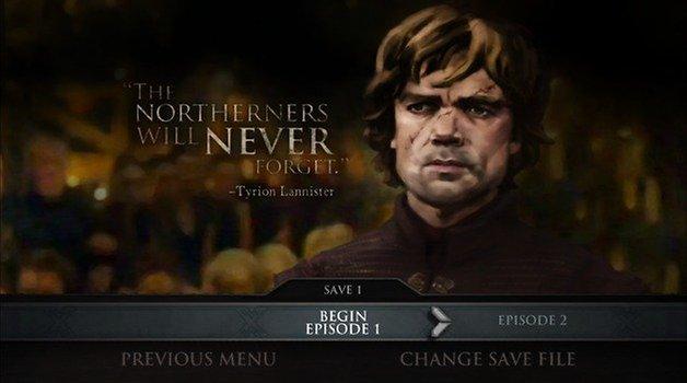 Game of Thrones (fünf Episoden)