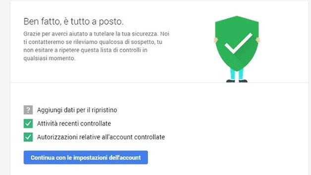 GoogleDrivecheckup