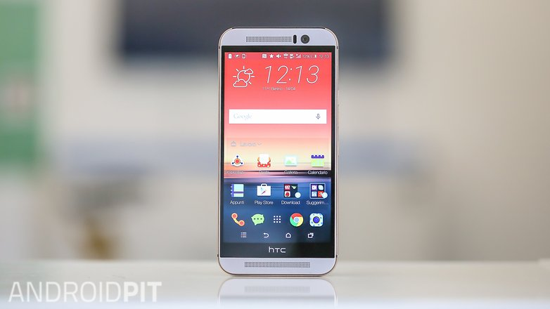 HTC One M9 teaser