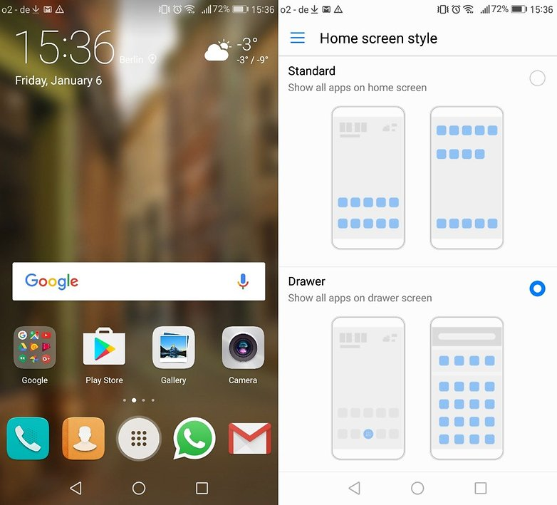 Huawei P9, P9 lite and P9 Plus tips and tricks | AndroidPIT