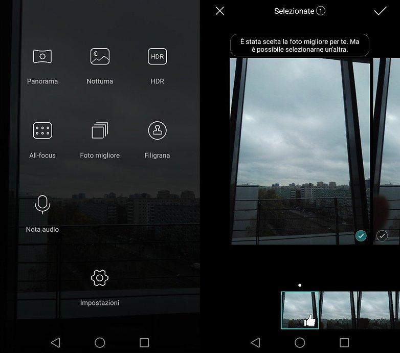 HuaweiP8 camera