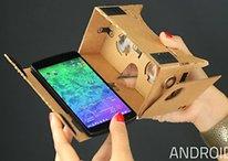 Win a Google Cardboard virtual reality toolkit!