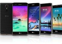 LG annuncia cinque nuovi smartphone!