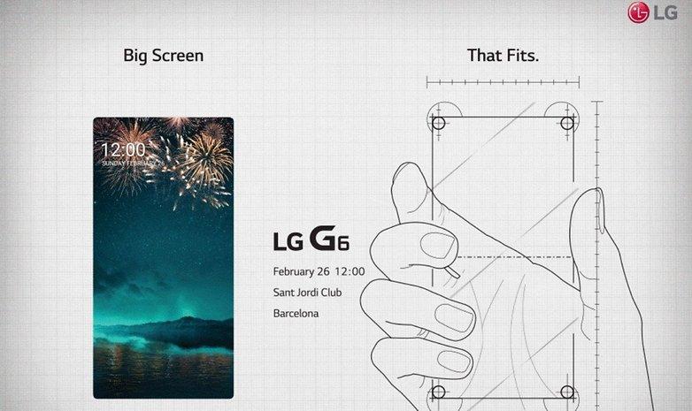 LGG6 invitation