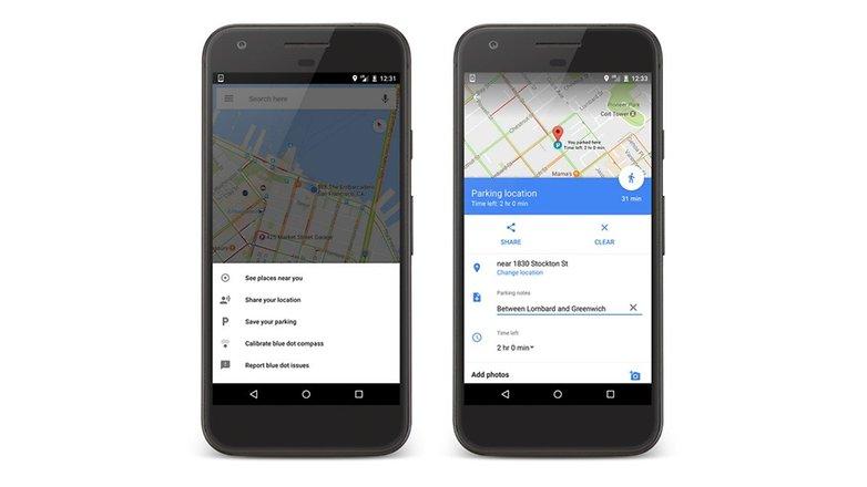 Google Maps, ora puoi impostare