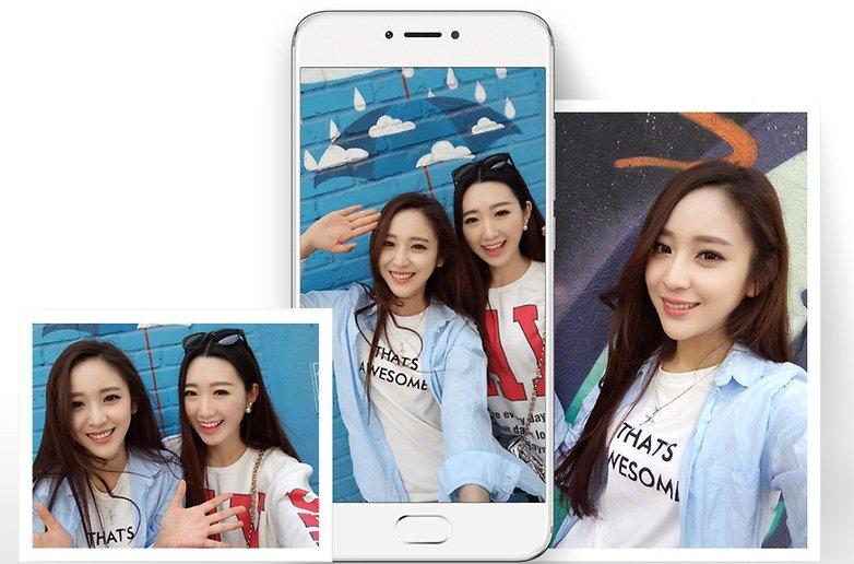 Meizu Pro 6 camera