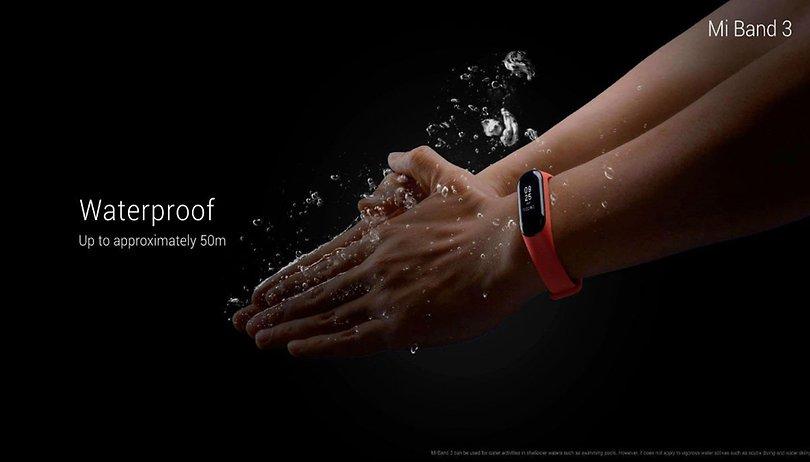La Xiaomi Mi Band 3 mi ha fatto dimenticare l'Apple Watch