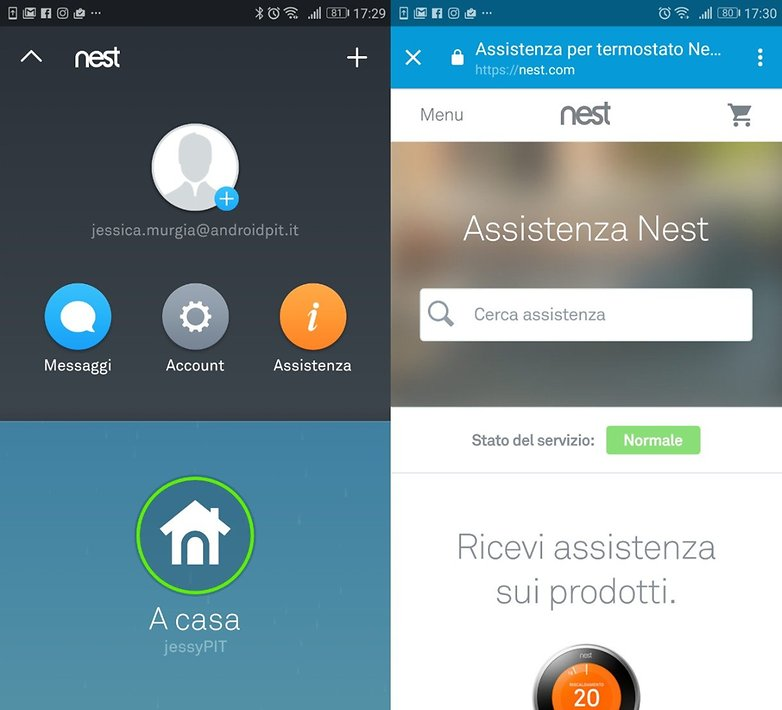 Nest protect IT1