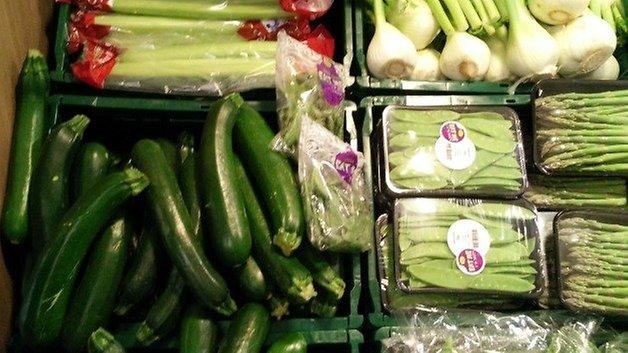 Oppo R5 supermarket test 2