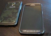 Galaxy S5 Active per l'Europa: ecco le immagini