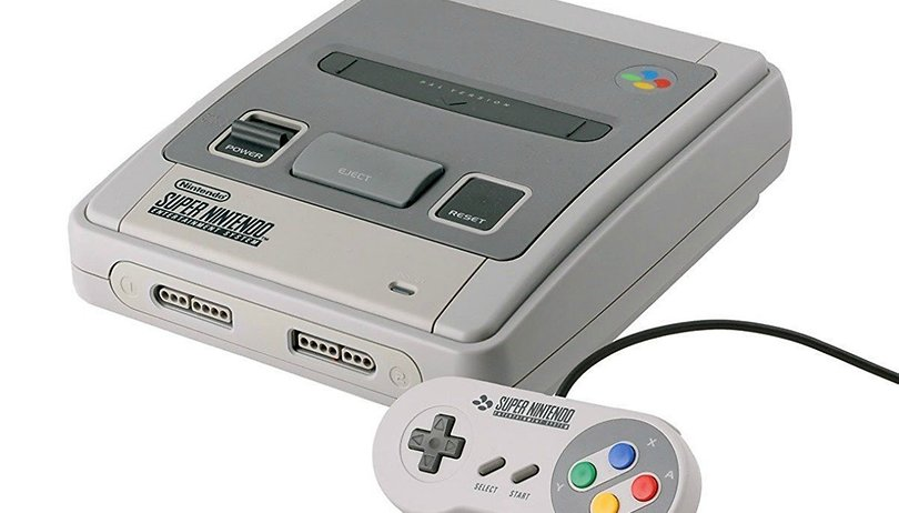 Nintendo SNES Classic Mini: disponibile al pre-ordine su Amazon