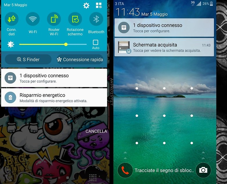 Samsung Galaxy Note Edge Lollipop update 1