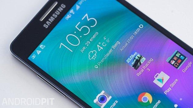 SamsungGalaxyA5display