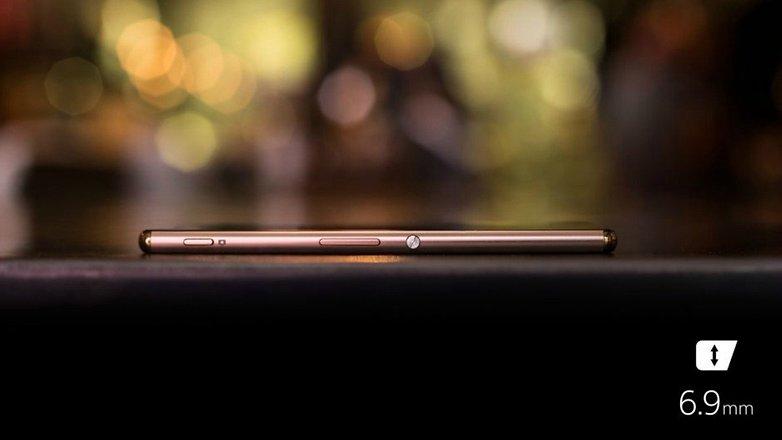 Sony Xperia Z3 Plus Design