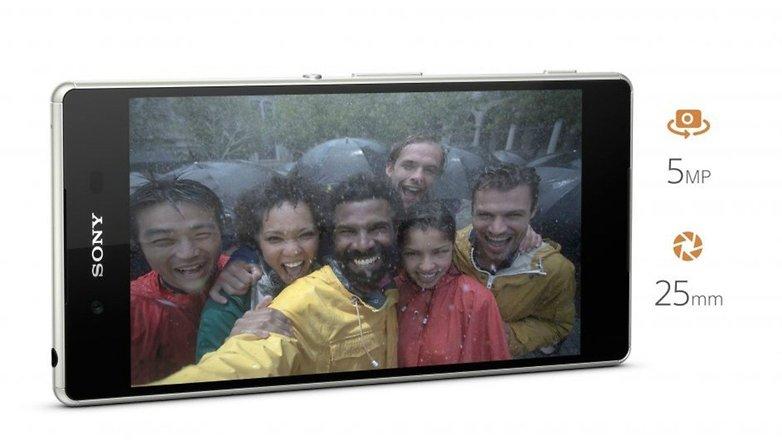 Sony Xperia Z3 Plus camera