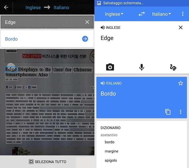 Translate camera