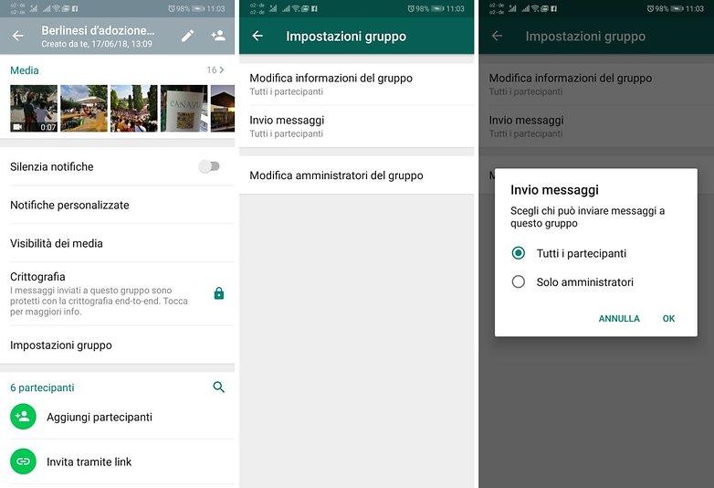 WhatsApp amminIT