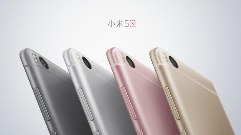 Xiaomi mi 5s 1