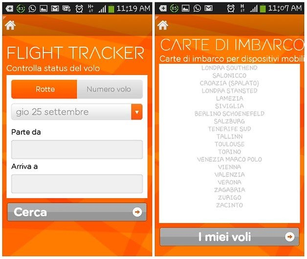easyjet flightracker