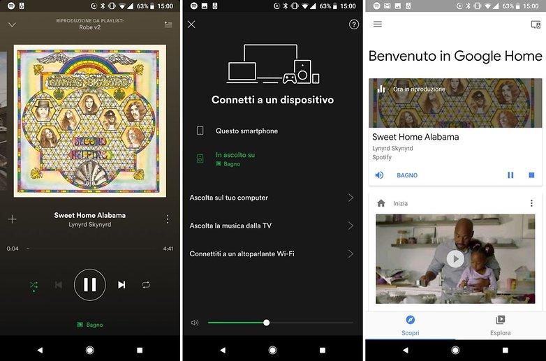 google home mini im test der g nstigste weg zum google assistant androidpit. Black Bedroom Furniture Sets. Home Design Ideas