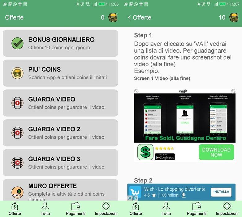 guadagna app