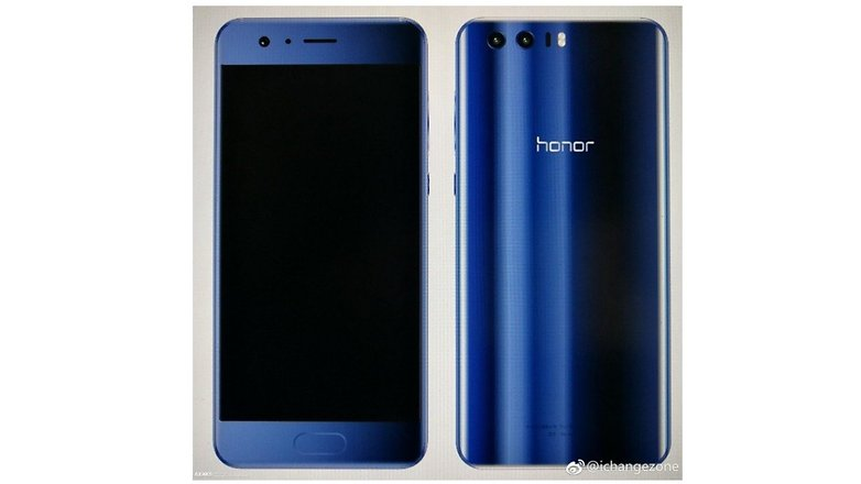 Honor 9 leak 1