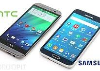 HTC One M9 vs Samsung Galaxy S6: i protagonisti del MWC a confronto!