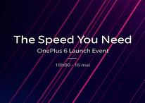OnePlus 6 : quand, comment et où suivre l'événement de présentation en direct